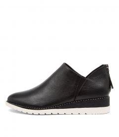 Bodaway Df Black White Sole Leather