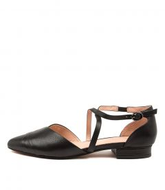 Dalba Black Leather