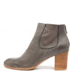 Deight Df Charcoal Leather