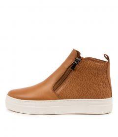 Jostana Tan Leather
