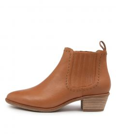 Andine Dk Tan Leather