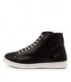 Malist Black Leather
