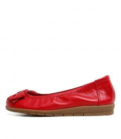FRANSISCO2 RED LEATHER