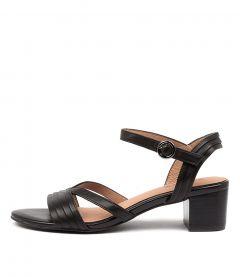 Colette Black Leather