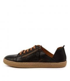 Hassel Black Euro Leather