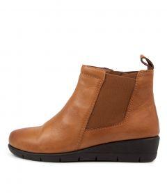 Massie New Tan Leather