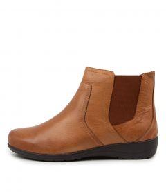 Prosper New Tan Leather