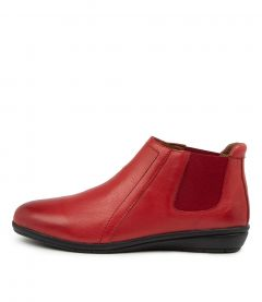 Fylahs Red Leather