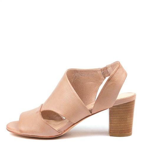 Diana Ferrari - Keysan-DF - Taupe Leather - Onceit