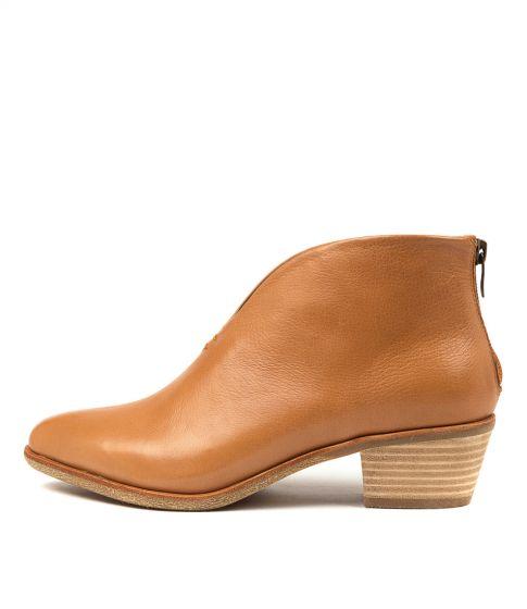 New Diana Ferrari Dabilo Dk Brown Leather Womens Shoes
