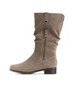 PINTO TAUPE SUEDE