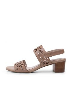CACEY SU NUDE LEATHER