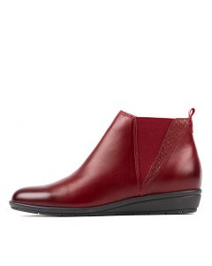 FARRIER RED LEATHER