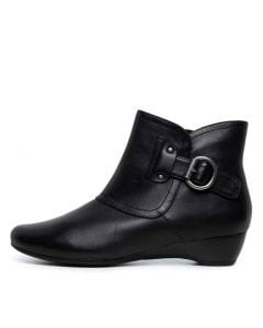 DARBY BLACK LEATHER