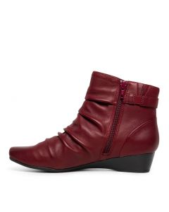 REUBEN RED LEATHER
