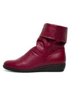 FRANYA BORDEAUX-E LEATHER