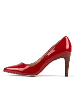 TIFFANIE RED PATENT LEATHER