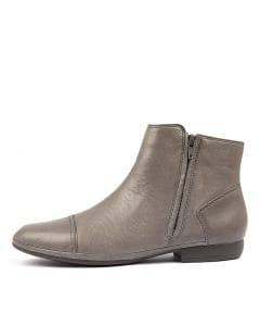 ORVILLE DF GREY LEATHER