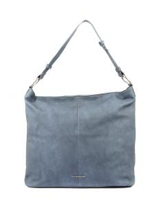 MAJORIE TOTE BLUE SMOOTH