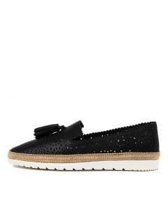 ANDALUSE DF BLACK LEATHER