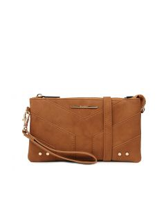MAPLE WALLET TAN SMOOTH