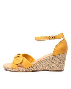 JENNALEA YELLOW-E LEATHER
