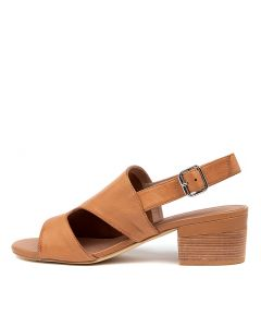 KITSON TAN-E LEATHER
