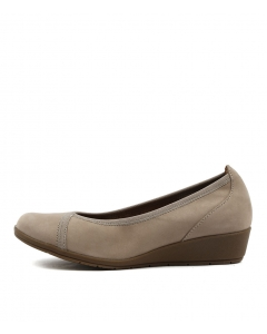 FLEXWEDGE LIGHT TAUPE LEATHER