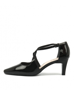 MARNEE BLACK PATENT LEATHER