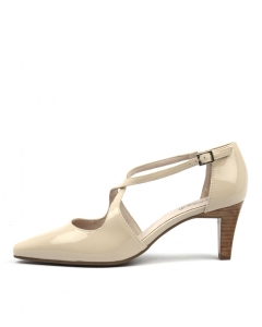 MARNEE PALE BLUSH PATENT LEATHER