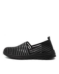 CAMERO BLACK BLACK SOLE MESH
