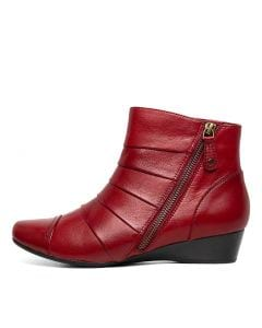 ROMSEY RED-E LEATHER