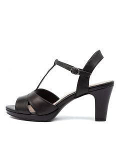 SABLE BLACK LEATHER