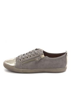 ALFIE SU LIGHT GREY PLAT SUEDE