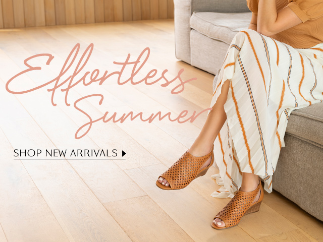 Summer new arrivals